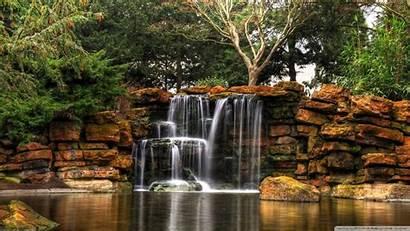 Waterfall Desktop Wallpapers Background 4k Smartphone Ultra