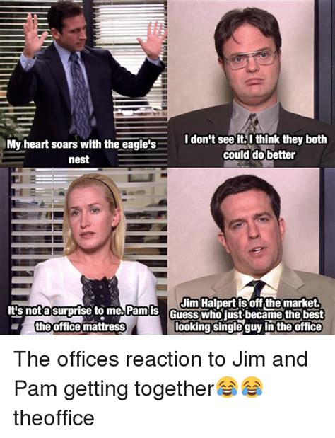 Best Memes About Jim And Pam Jim And Pam Memes