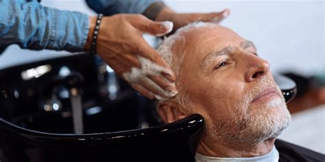 Just for Men shampoo that gets rid of gray hair - Business