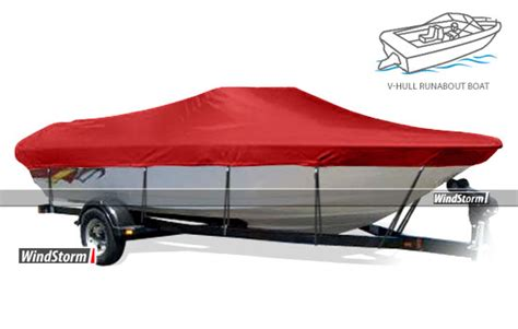 Boat Cover Pictures by Windstorm Boat Covers
