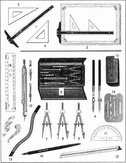 Drawing Drafting Mechanical Tools Engineering Drawings Technical
