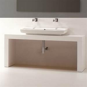 Aufsatz Waschtisch Unterbau : aufsatz waschtisch unterbau elegant laufen living square ~ Indierocktalk.com Haus und Dekorationen