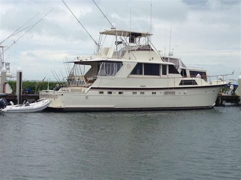 Used Sport Fishing Boats Florida by 1975 Used Hatteras Yacht Fisherman Sports Fishing Boat For