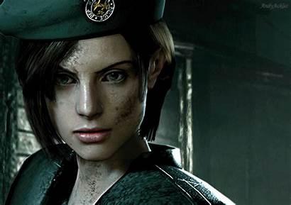 Sasha Zotova Jill Resident Evil Dream Originally