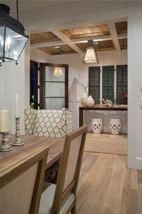 Provenza Hardwood Floors In Weathered Ash by Stylish Family Home With Transitional Interiors Home