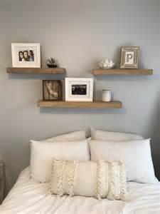 shelves  bed white  grey bedroom fun room