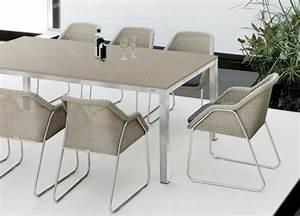 Salon Exterieur Design : salon jardin id es de meubles modernes et pratiques ~ Teatrodelosmanantiales.com Idées de Décoration