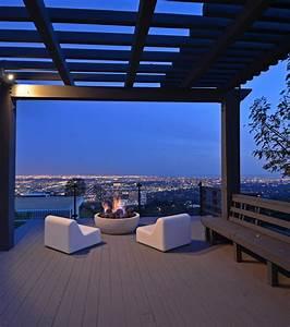 Maison Los Angeles : 9332 nightingale dr une villa spacieuse et une vue ~ Melissatoandfro.com Idées de Décoration