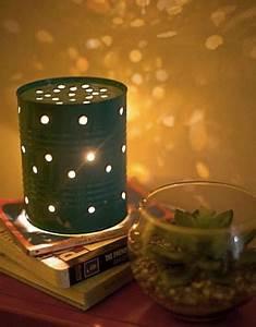 Lanterne Deco Interieur : fabriquer une lanterne d co avec une bo te de conserve ~ Teatrodelosmanantiales.com Idées de Décoration