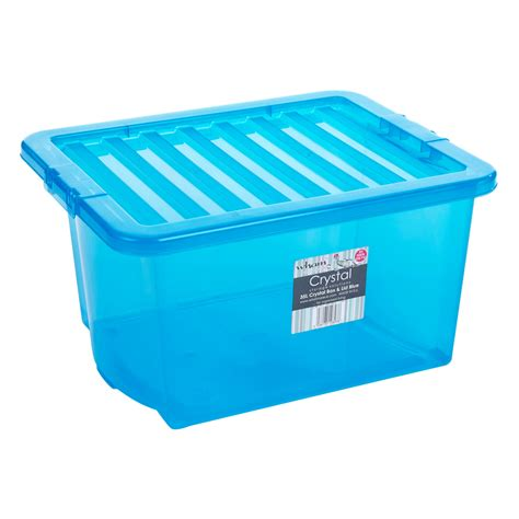 wham storage boxes wham plastic storage box