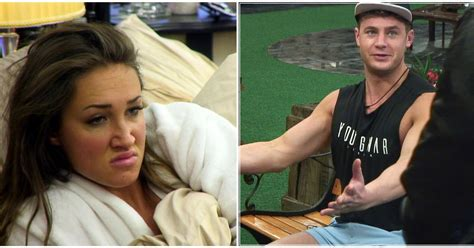 celebrity big brother scotty t and megan mckenna fall out