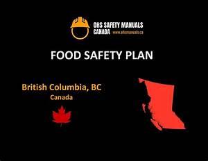 Food Safety Plan Ontario