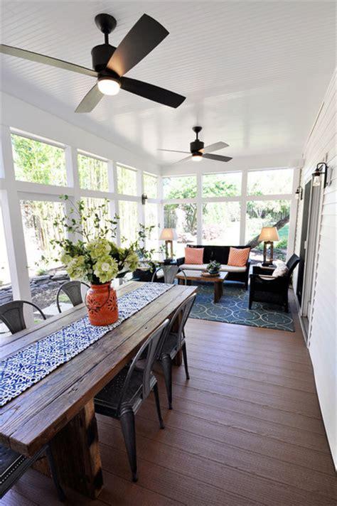 arlington home interiors screened porch get away contemporary veranda dc metro by arlington home interiors
