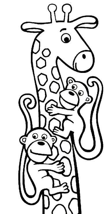 Kleurplaat Ingewikkeld by 25 Beste Idee 235 N Giraffe Tekening Op