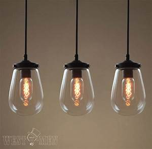 Hot sales crystal pendant lights modern clear glass