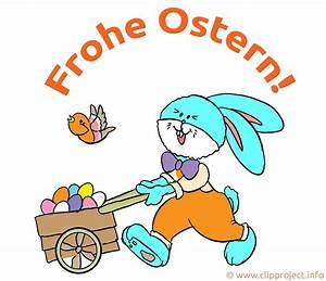 Frohe ostern bilder for Frohe ostern clipart
