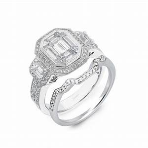 Wedding engagement rings wedding ideas and wedding for Matching engagement and wedding rings