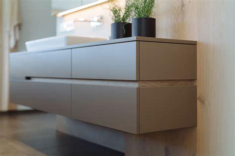 Badezimmer Unterschrank Taupe by Taupe Bs 19mm Holzplatte