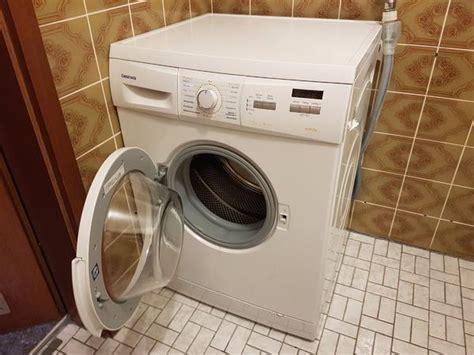 Waschmaschine Zu Voll Beladen Kaputt by Sonstige Waschmaschinen Gebraucht Kaufen Dhd24