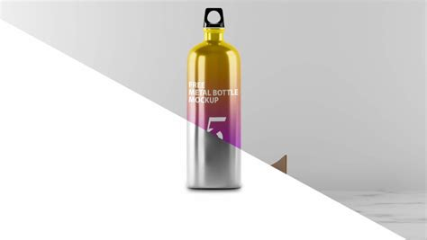There is immensity of products and brands which always indulge themselves in a race to be best amongst people and a hope to get their desired targets by presenting. 9+ Attractive Vacuum Steel Bottle Mockup PSD Template
