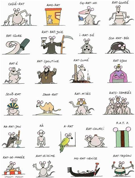 jeux de rat jeux de mots