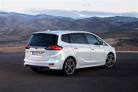 Opel Zafira Specs by Opel Zafira Specs 2016 2017 2018 Autoevolution