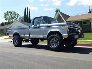 1976 Ford Ranger F250 4x4 Highboy Beast 390 V8 4 C P  S P  B 76