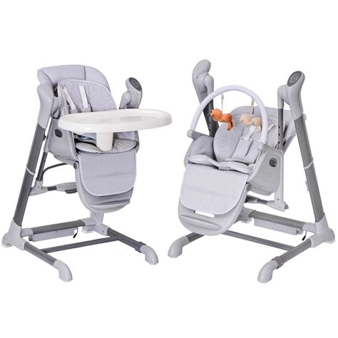 splity 3 in 1 high chair swing mp3 player via usb