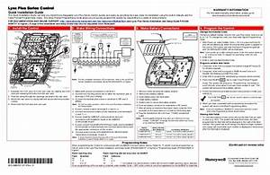 Honeywell L3000 Quick Install Guide