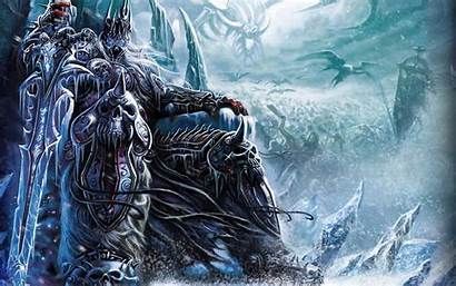 Lich King Arthas Desktop Wallpapers Backgrounds