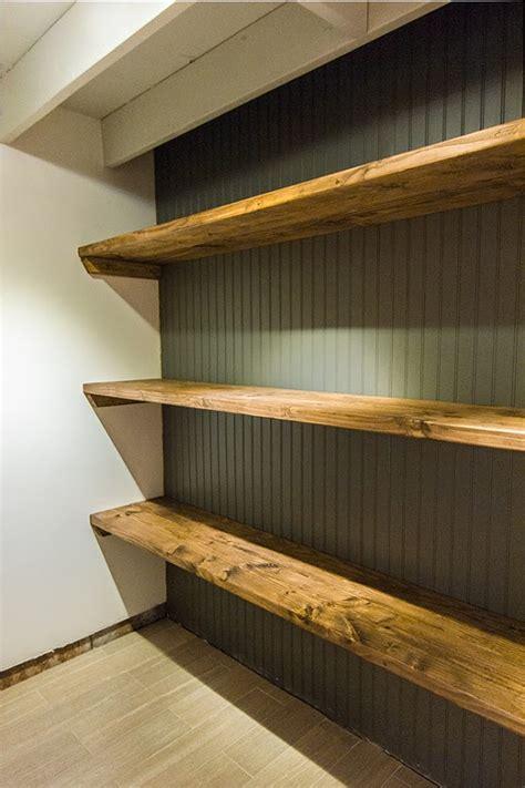 laundry room diy wood storage shelves jenna sue