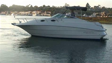 monterey  cruiser video  south mountain yachts