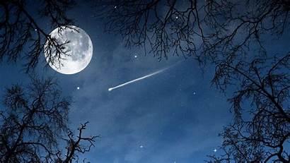Sky Night Wallpapers Screen Silent Clear Pixelstalk