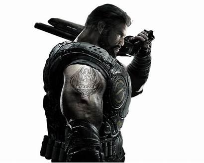 Gears War Render Fondo Sin Imagenes Renders