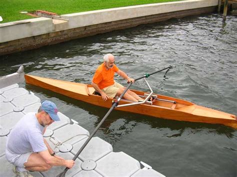 Skiff Light Virus Boat by Seadog Shell Row200 Affordable Recreational Rowing Boats