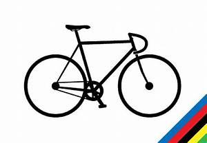 Track Bike Vector | Free Download