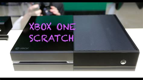 Xbox One Scratched Youtube