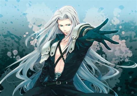 Anime Wallpaper Konachan - blue vii hair