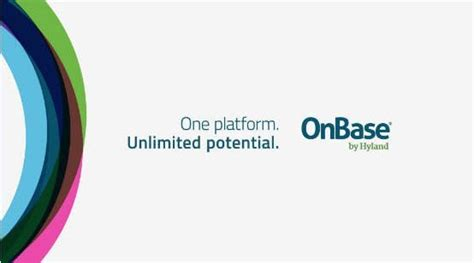 onbase  hyland platform  document capture