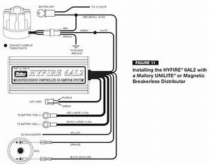 Primary Mallory Tachometer Wiring Diagram Mallory