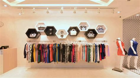 Interior Design Ideas Of A Boutique