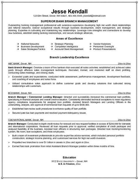 entry level banking resume bank teller resume sles resume sles