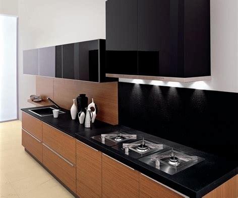 inspirasi kitchen set minimalis kunci dapur cantik rapi