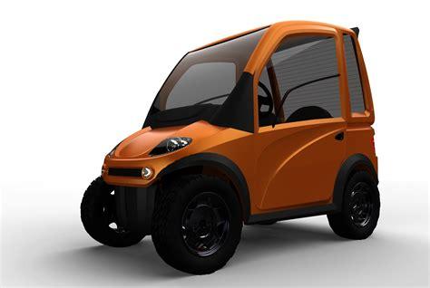 Neighborhood Electric Vehicle by Neighborhood Electric Vehicle By Rob Podell At Coroflot
