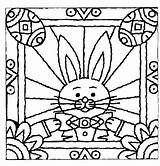 Coloring Pages Eggs Confetti Easter Bunny Peeps Okul Oencesi Credit Larger Marshmallow sketch template