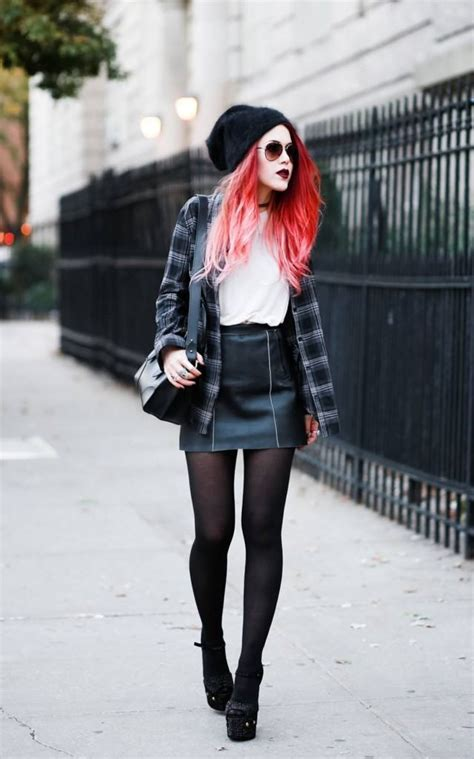 dress punk  cute punk rock outfit ideas  girls