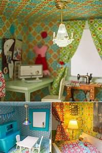 Puppen Haus Sindelfingen : neugestaltung eines puppenhauses 5 dekoration bilder lampen b cher co kreativlabor berlin ~ A.2002-acura-tl-radio.info Haus und Dekorationen