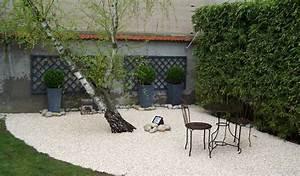 Pose Terrasse Bois Sur Gravier : pose terrasse bois sur sable 9 terrasse en gravier ~ Premium-room.com Idées de Décoration