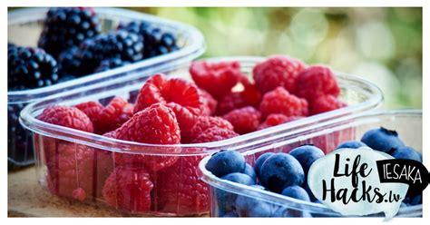 Uztura speciāliste nosauc 6 iemeslus, kāpēc ogas ir visveselīgākais ēdiens uz zemes - LifeHacks.lv