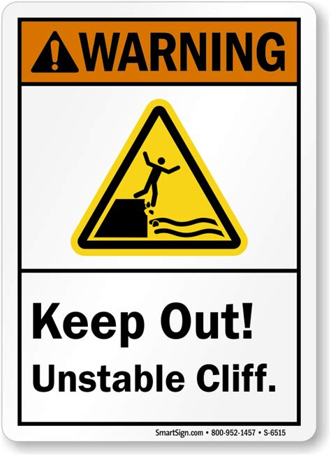 Keep Out Unstable Cliff Ansi Warning Sign  Best Prices. How To Overcome Alcohol Addiction. Naomi Campbell Hair Loss Mailing List Vendors. Sis Systems Integrations Solutions Inc. Ultrasound Tech School In Nj. Transactional Email Templates. Farley Center At Williamsburg Place. Accredited Online Photography Courses. How Do I Purchase Stocks Lowes In Glendale Az